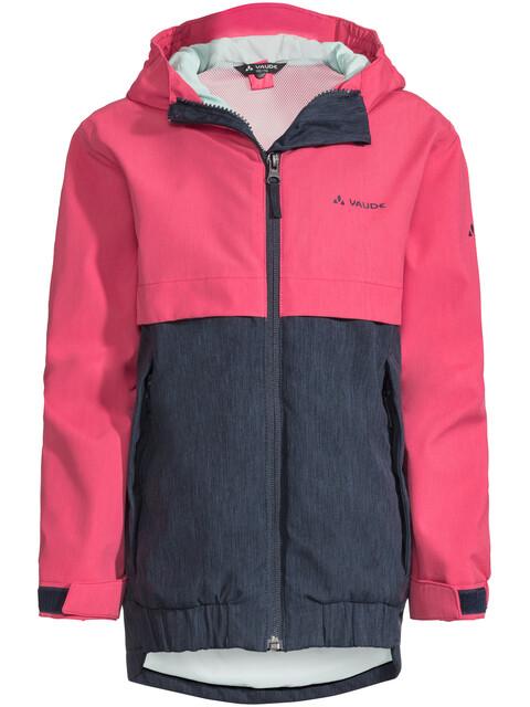 VAUDE Hylax 2L Jacket Kids bright pink